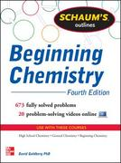 Schaum's Outline of Beginning Chemistry 4th Edition 9780071811354 0071811354