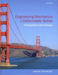 Engineering Mechanics of Deformable Solids 1st Edition 9780199651641 0199651647