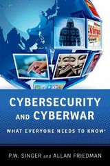 Cybersecurity and Cyberwar 1st Edition 9780199918119 0199918112