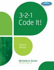 3,2,1 Code It! (with Premium Web Site 1-Year Printed Access Card and Cengage EncoderPro.com Demo Printed Access Card) 4th Edition 9781285422893 1285422899