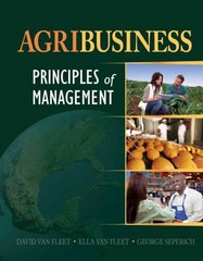 Agribusiness 1st Edition 9781111544867 1111544867