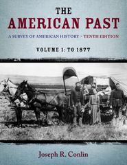 the american past a survey of american history volume 1