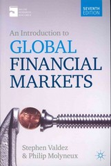 An Introduction to Global Financial Markets 7th Edition 9781137007520 1137007524