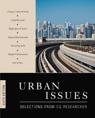 Urban Issues 6th Edition 9781452226781 1452226784
