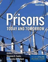 Prisons Today and Tomorrow 3rd Edition 9781284020212 1284020215
