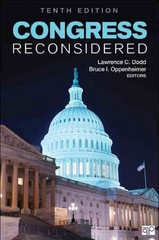 Congress Reconsidered 10th Edition 9781452227825 1452227829