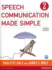 Speech Communication Made Simple 2 (with Audio CD) 4th Edition 9780132861694 0132861690
