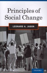 Principles of Social Change 1st Edition 9780199971022 0199971021