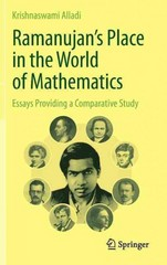 Ramanujan's Place in the World of Mathematics 0 9788132207665 8132207661