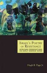 Israel's Poetry of Resistance 0 9780800663346 0800663349