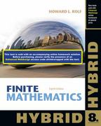 Applied Calculus, Hybrid 6th Edition 9781285056401 128505640X