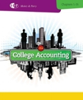 College Accounting  Chapters 1-15