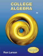 College Algebra 9th edition 9781133963028 1133963021