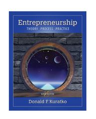Entrepreneurship 9th Edition 9781285051758 1285051750