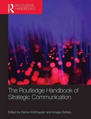The Routledge Handbook of Strategic Communication 1st Edition 9780415530019 0415530016