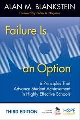 Failure Is Not an Option 3rd Edition 9781452268279 1452268274
