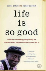 Life Is So Good 1st Edition 9780812984873 0812984870