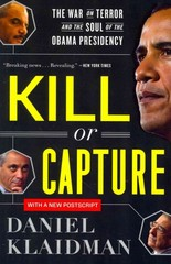 Kill or Capture 1st Edition 9780544002166 0544002164