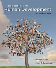 Cengage Advantage Books: Essentials of Human Development 1st edition 9781285089683 1285089685