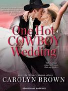 One Hot Cowboy Wedding 0 9781452609478 1452609470