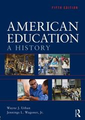 American Education 5th Edition 9780415539135 0415539137