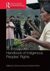 Handbook of Indigenous Peoples' Rights 1st Edition 9781136313868 1136313869