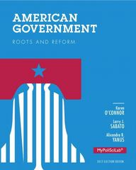 American Government 12th Edition 9780205865802 0205865801