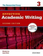Effective Academic Writing 2e Student Book 3 2nd Edition 9780194323482 019432348X
