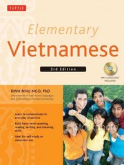 Elementary Vietnamese, Third Edition 3rd Edition 9780804841726 0804841721