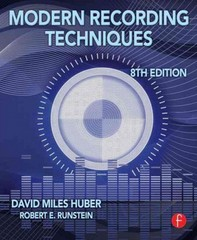 Modern Recording Techniques 8th Edition 9780240821573 0240821572