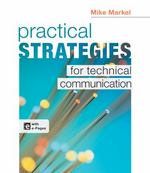 Practical Strategies for Technical Communication 1st Edition 9781457639555 1457639556