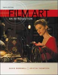 Film Art 10th Edition 9780077689063 0077689062