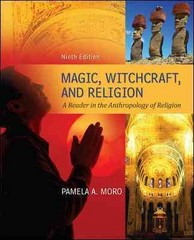 Magic, Witchcraft, and Religion 9th Edition 9780078034947 0078034949