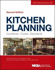 Kitchen Planning 2nd Edition 9781118367629 1118367626