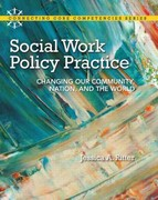 Social Work Policy Practice 1st Edition 9780205828517 0205828515