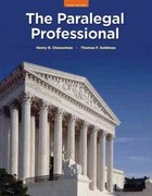 Paralegal Professional, The Plus NEW MyLegalStudiesLab and Virtual Law Office Experience with Pearson eText -- Access Card Package 3rd edition 9780133058949 0133058948