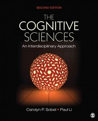 The Cognitive Sciences 2nd Edition 9781412997164 141299716X