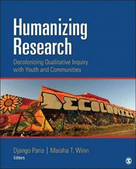 Humanizing Research 1st Edition 9781452256351 1452256357