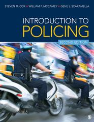 Introduction to Policing 2nd Edition 9781452256610 1452256616