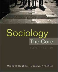 Sociology 11th Edition 9780078026768 0078026768