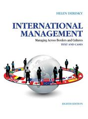 International Management 8th Edition 9780133254341 0133254348