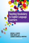 Teaching Vocabulary to English Language Learners 1st Edition 9780807753750 0807753750