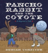 Pancho Rabbit and the Coyote 1st Edition 9781613125724 1613125720