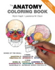 The Anatomy Coloring Book 4th edition 9780321832016 0321832019