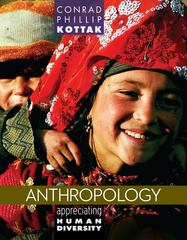 Anthropology 15e with Connect Plus 1st Edition 9781259132964 125913296X