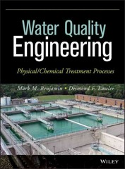 Water Quality Engineering 1st Edition 9781118169650 1118169654