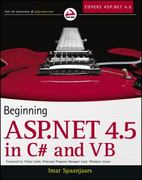Beginning ASP.NET 4.5: in C# and VB 1st Edition 9781118311806 1118311809