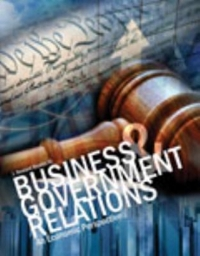 Business and Government Relations 2nd edition 9781465203953 1465203958