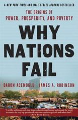 Why Nations Fail 1st Edition 9780307719225 0307719227