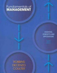 Fundamentals of Management Plus NEW MyManagementLab with Pearson eText -- Access Card Package 8th Edition 9780133035650 0133035654